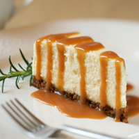 Recipe: Caramel Machiatto Cheesecake
