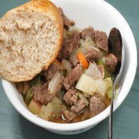 Two Irish Recipes, Irish Stew and Soda Bread