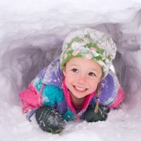4 Things Kids Can Do in the Snow