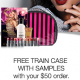 Free Train Case From Avon When Spending $50
