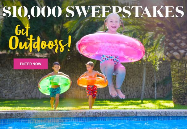 10K Get Outdoors Sweepstakes