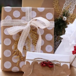 Holiday Gift Wrapping on a Budget