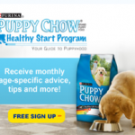 Purina Puppy Chow Coupons – Get $2 off