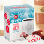 PepperMint Mocha Free Sample from Nescafe