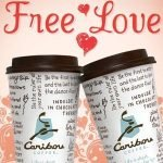 Free Caribou Coffee, Buy One Get One Free