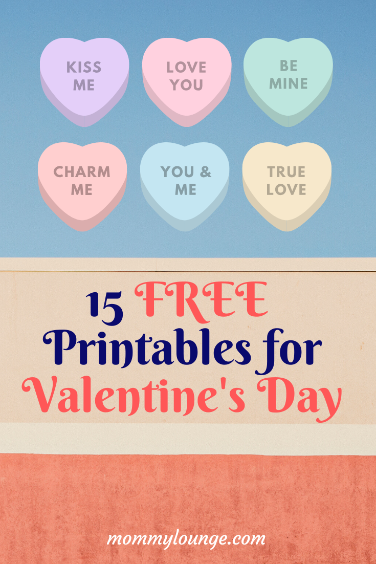 Free Valentines Day Printables