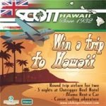 Win a Free Vacation to Hawaii