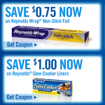 Save with Reynolds Wrap Coupons