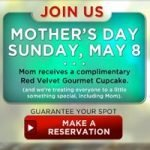 Take Mom to Ruby Tuesday's for a Special Mother's Day Treat