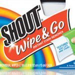 Free Sample Shout Wipes