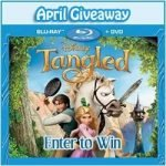 Giveaway, Win Disney's Tangled DVD