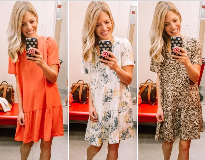 Summer Dresses at Target