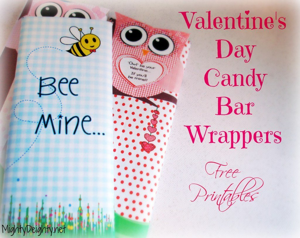 15 Printables for Valentine's Day - Mommy Lounge