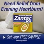 Free Sample of Zantac